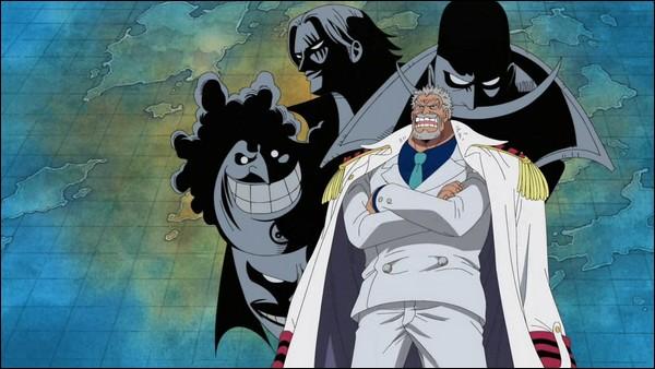 One Piece 4 Kaiser